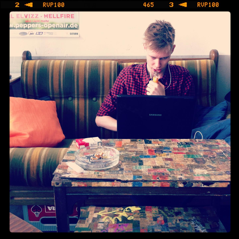 Bloggen Vor Dem Giggen